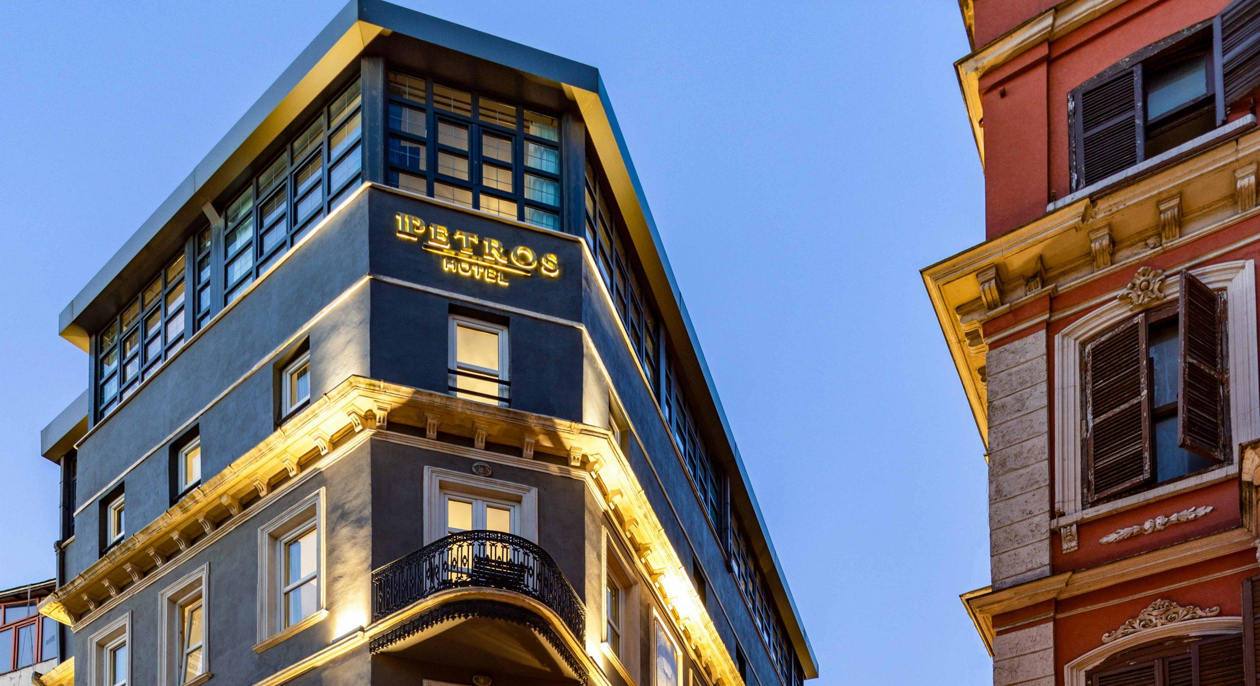 Petros Hotel Istanbul
